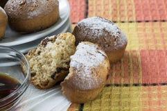 Eigengemaakte Muffins Stock Fotografie