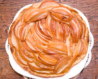 Eigengemaakte perenpastei Stock Afbeelding