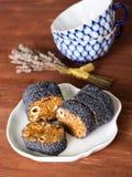 Eigengemaakte snoepjes Stock Foto