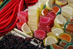 Eigengemaakte snoepjes 15 Stock Afbeelding