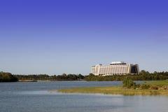 Eigentijds Hotel bij de Wereld van Walt Disney in Orlando stock afbeelding