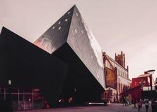 Eigentijds Joods Museum, San Francisco stock fotografie