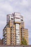 Eigentijdse architectuurstijl van Barcelona, Spanje Royalty-vrije Stock Foto's