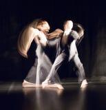 Eigentijdse dans stock foto's