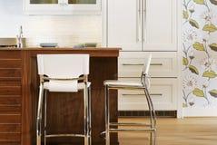 Eigentijdse Keuken Royalty-vrije Stock Afbeelding