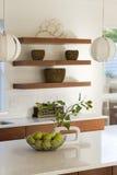 Eigentijdse Keuken Royalty-vrije Stock Fotografie