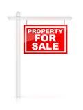 Eigentum für Verkauf Stockbilder