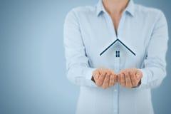Eigentum insurance Stockbilder