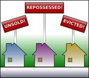 Eigentum-Lage Stockbilder