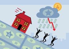 Eigentums-Dia Lizenzfreie Stockfotos