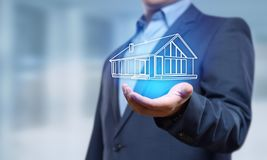 Eigentums-Management Real Estate belasten Mietkaufkonzept hypothekarisch