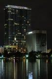 Eigentumswohnung in im Stadtzentrum gelegenem Orlando Stockbilder