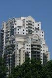 Eigentumswohnung-Kontrollturm Stockbild