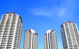 Eigentumswohnungs-Gebäude Lizenzfreies Stockfoto