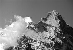 Eiger Royalty Free Stock Image