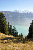 Eiger-Monch-Jungfrau Foto de archivo