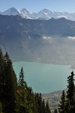 Eiger-Monch-Jungfrau Lizenzfreies Stockfoto