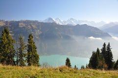 Eiger-Monch-Jungfrau Fotografía de archivo libre de regalías