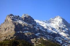 Eiger mountain Stock Photos