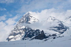 Eiger North Face Royalty Free Stock Photo