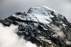 Eiger Peak Stock Photography