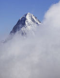 Eiger summit Royalty Free Stock Images