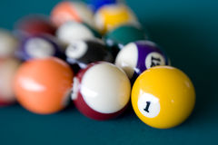 Eight Ball 6 Royalty Free Stock Photo