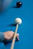 Eight Ball Shot Stock Image