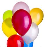 Eight Balloons Royalty Free Stock Image