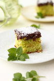 After eight cake Stock Images