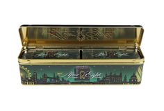 After Eight chocolate Royalty Free Stock Photo