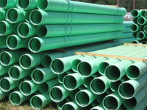 Eight Inch Pipe Stock Images