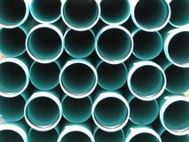 Eight Inch Pipe Stock Image