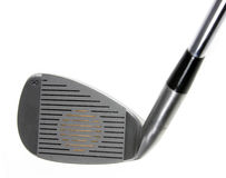 Eight Iron Golf Club Head Stock Photography