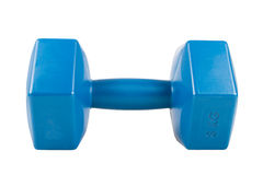 Eight Kilograms Dumbell Stock Photos