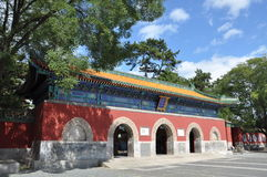 Eight Outer Temples of Chengde Royalty Free Stock Photo