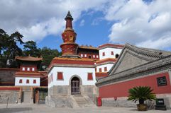 Eight Outer Temples of Chengde Royalty Free Stock Images