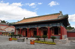 Eight Outer Temples of Chengde Royalty Free Stock Photos