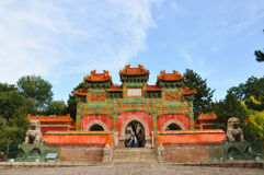 Eight Outer Temples of Chengde Stock Images