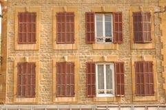 Eight Windows Stock Image