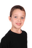 Eight year old boy Royalty Free Stock Photography