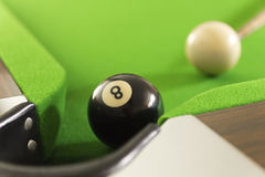 Eightball Stockfoto