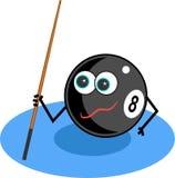 Eightball ilustração do vetor