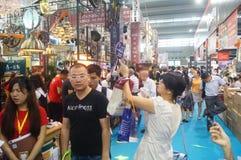 The Eighth China Shenzhen International Brand Franchise Exhibition Stock Photo