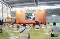 The Eighth China Shenzhen International Brand Franchise Exhibition Royalty Free Stock Photography