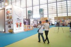 The Eighth China Shenzhen International Brand Franchise Exhibition Royalty Free Stock Photo