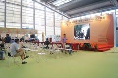 The Eighth China Shenzhen International Brand Franchise Exhibition Royalty Free Stock Photography