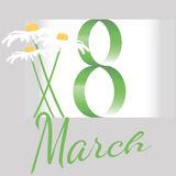 Eighth of March Stock Image