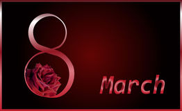 Eighth of March Royalty Free Stock Image
