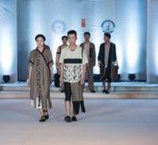 Eighth serii miasta mody przedstawienie Zdjęcie Stock